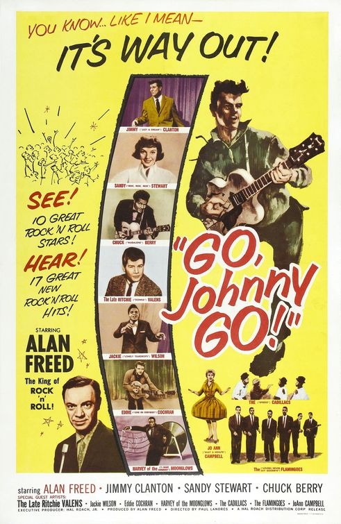 Affichons les affiches - Page 5 GoJohnnyGo