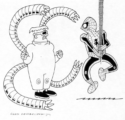 Dr Octopus Coloring Pages Coloring Pages Doctor Octopus Coloring Pages
