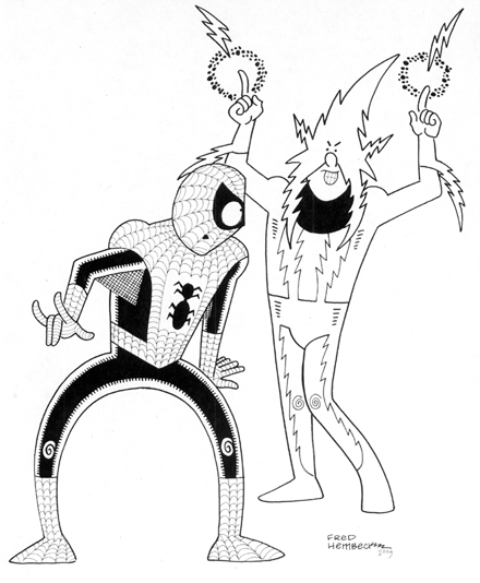 Free Coloring Pages Of Spiderman Electro Electro Coloring Pages